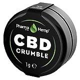 Pharmahemp Hemp Crumble – 80% – 1g (1000mg)