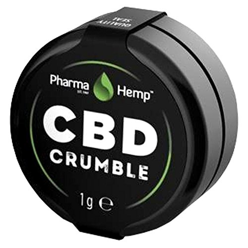Pharmahemp Hemp Crumble – 80% – 1g (1000mg)