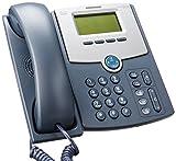 CISCO 1 Line IP - Telefono con display PoE e Gigabit, porta PC immagine