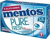 Mentos Gum Pure Fresh Mint Pocketbox, 9er Pack (9 x 28 g)