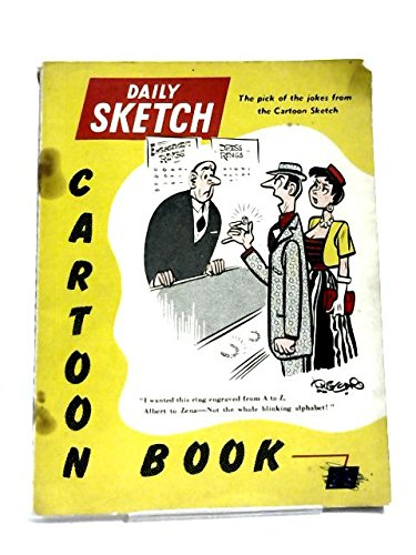 Daily Sketch Cartoon Book.