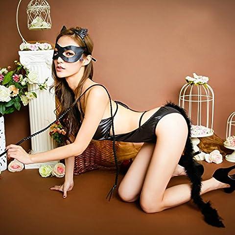 Sexy Lingerie Sexy estrema tentazione Sm Sao capezzoli Fun Set pezzo Cat Cat Women Live Uniformi Uomini Amore