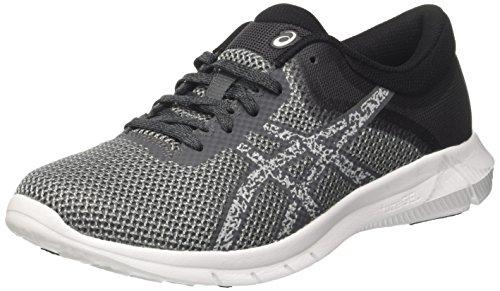 Asics T7E3N9796, Zapatillas de Running para Hombre, Gris (Carbon/Glacier Grey/White), 44.5 EU