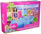 Barbie DGW22 - Modepuppen, Barbie Glam Pool