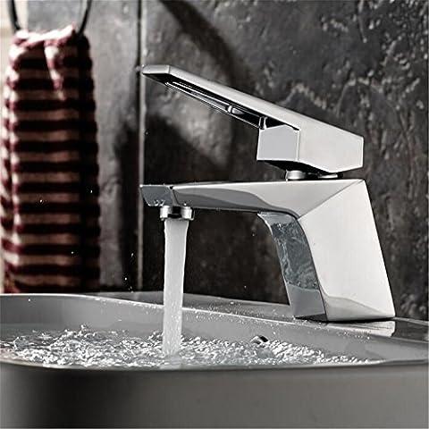Modylee Bagno rubinetto lavabo lavandino bagno acqua rubinetto bacino miscelatore bagno rubinetto torneira rubinetto acqua rubinetto in ottone miscelatori nero ,