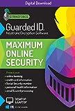 GuardedID Keystroke Encryption Software | 2 Appareils | 1 Ans | PC, Mac [Code pour téléchargement]