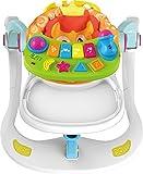 Bieco 19066618 - Babywalker 4 Funktionen mit Aktivityboard