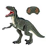 RC Simulation von largedinosaur, mamum Dinosaurier Spielzeug RC Walking Dinosaurier Spielzeug Geräusche macht Lights So