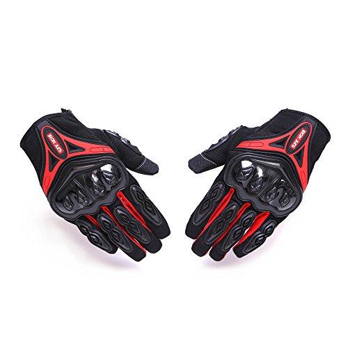 professionnel gants de moto tout-terrain Racing Gants moto Gants Drop résistance Écran tactile Gants