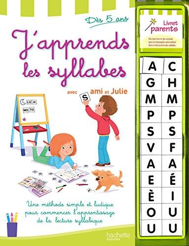 J'apprends les syllabes avec Sami et Julie par Collectif