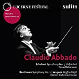 Lucerne Festival Historic Performances: Claudio Abbado