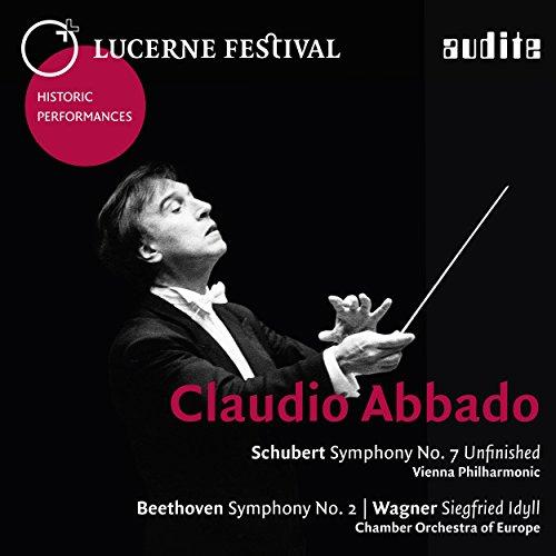 Lucerne Festival Historic Performances: Claudio Abbado