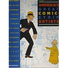 America's Great Comic-Strip Artists