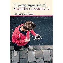 El Juego Sigue Sin Mí (Nuevos Tiempos) Premio Café Gijón 2014