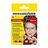 Eberhard Faber Glamour 579102 Schminkstifte, 6er Karton