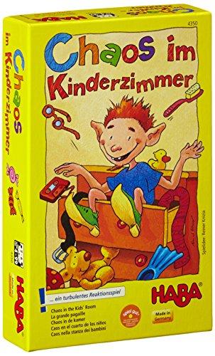 HABA 4350 - Chaos im Kinderzimmer, Reaktionsspiel