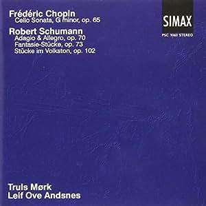 Mørk / Andsnes: Chopin / Schumann
