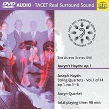 The Auryn Series XVII : Auryn's Haydn: op. 1