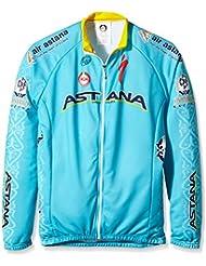 Men's Nalini Astana Maillot à manches longues