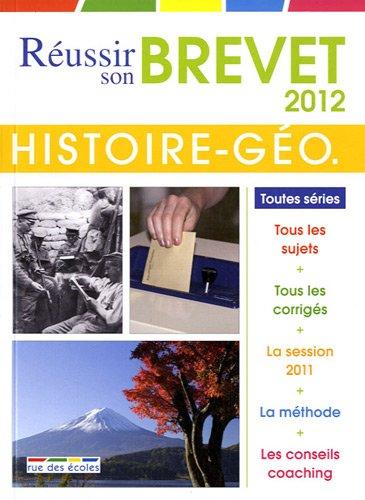 Histoire-Géographie, Education civique 3e