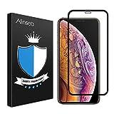 Alinsea Verre Trempé iPhone XS Max, Protection Écran [3D Couverture Maximale] [sans...