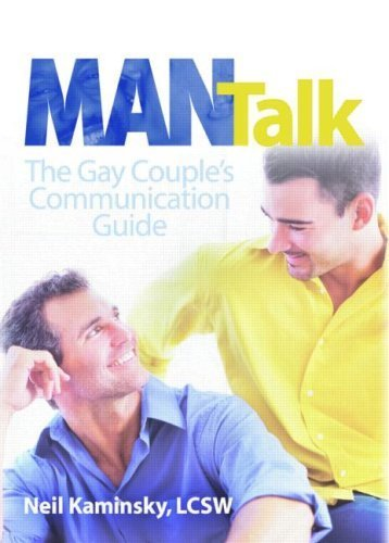 Man Talk: The Gay Couple's Communication Guide by Kaminsky, Neil (2007) Hardcover