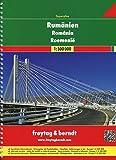 Rumänien - Moldawien, Autoatlas 1:300.000, Superatlas, freytag & berndt Autoatlanten - Freytag-Berndt und Artaria KG