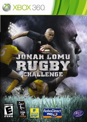 Jonah Lomu Rugby (Jonah Lomu Rugby Challenge - Xbox 360 by Mad Catz)