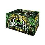 G.I. Sportz Craze Paintballs - Bananengeruch - 2000 Stück
