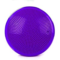 TnP Accessories® 35cm Balance Cushion Seat Air Stability Wobble Board Disc Pilates Yoga Fitness Inflatable Balance Air Core Stability Pad
