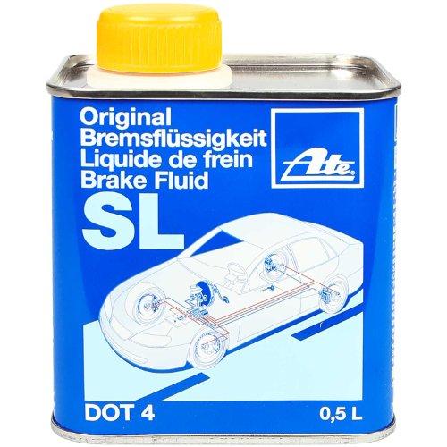 ATE Liquide de Frein SL DOT4, 500 ML