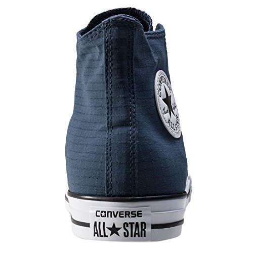 Converse All Star Ox Uomo Sneaker Grigio Athletic Navy White Black Blau