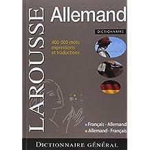 Dictionnaire général Larousse français-allemand et allemand-français