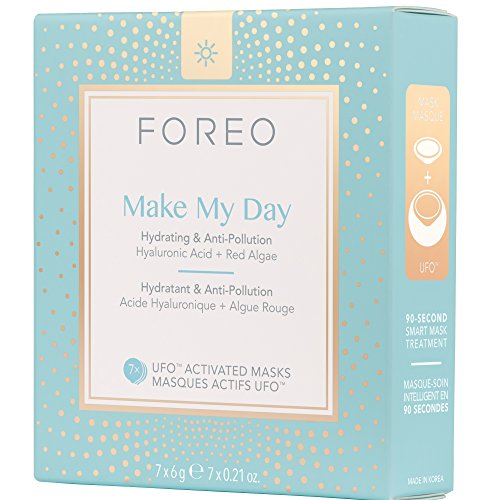 FOREO Pack de 7 Make My Day Masque Actif Ufo