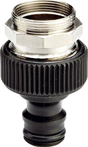 G.F. 8000–2431–Conector para grifos con adaptador de cocina y cuarto de baño