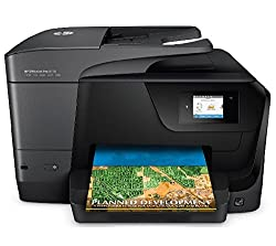 HP OfficeJet Pro 8710 e-All-in-One Printer (Print, Scan, Copy, Fax, Wireless, Duplex, Network)