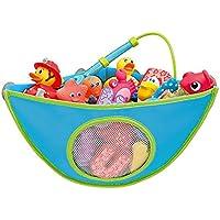 Lalang Baby Badewanne Spielzeug Aufbewahrungstasche Organizer Wasserdicht Badespielzeug Hängen Beutel Badezimmer Lagerung (seicht blau) preisvergleich bei kinderzimmerdekopreise.eu
