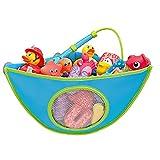 Lalang Baby Badewanne Spielzeug Aufbewahrungstasche Organizer Wasserdicht Badespielzeug Hängen Beutel