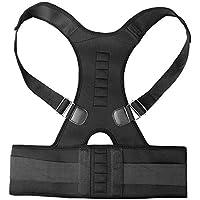 Rückenstütze Geradehalter Rücken Korrektur Rückenhalter Haltungskorrektur Neopren für Damen und Herren preisvergleich bei billige-tabletten.eu