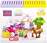 Mega Bloks Junior Builders Themed Mini Building Box (Pony)
