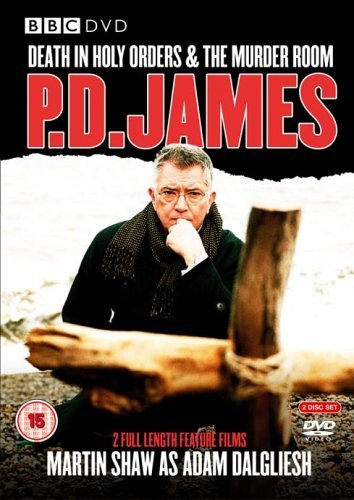 P.D.James - Death In Holy Orders / Murder Room [2 DVDs] [UK Import]
