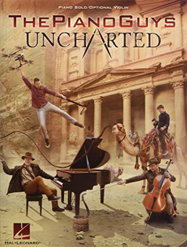 The Piano Guys: Uncharted: Noten, Sammelband für Klavier, Violine