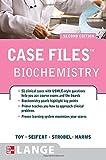 Case Files Biochemistry, Second Edition (Lange Case Files)