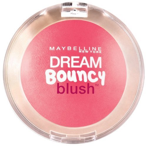 Bouncy Dream Blush (Maybelline New York Dream Bouncy Blush, Hot Tamale, 0.19 Ounce (Pack of 2) by Maybelline)