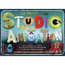 Le petit studio d'animation (Albums documentaires - Les livres-coffrets)