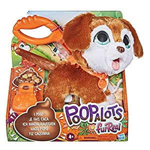 Furreal Friends Mascotas Perrito Paseos (Hasbro E89455X0)