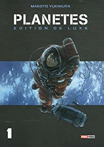 Planetes Edition de luxe Tome 1