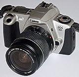 FOTOTECHNIK by LLL Canon EOS 300 - analoge Spiegelreflexkamera - SLR Camera incl. Objektiv - Canon Zoom Lens 28-80 mm 1:3.5-5.6 II Ø 58 * Technik - geprüft funktioniert *