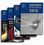 Blackstone's Police Manuals 2012: Four Volume Set by Glenn Hutton (2011-08-18)