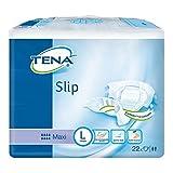 Tena Slip Maxi avec Confioair Pack de 22 Couches, Large